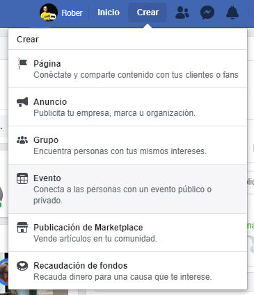 Captura de Facebook para el post sobre perfil profesional en redes de ITO
