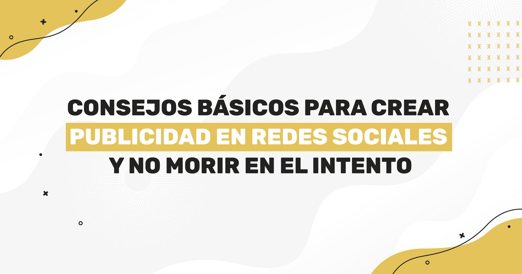 Cabecera del post sobre publicidad en redes sociales de ITO