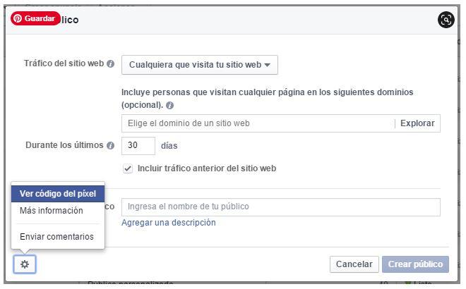 Elemento 01 para el post de retargeting en Facebook Ads de ITO