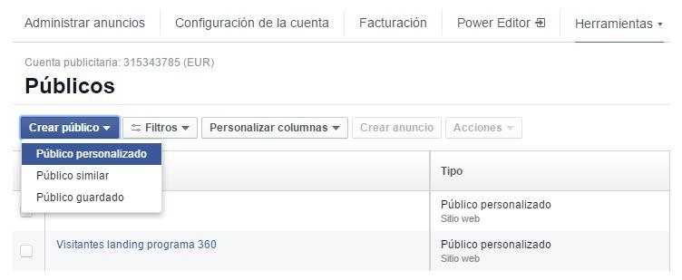 Elemento 02 de retargeting en Facebook Ads del post de ITO