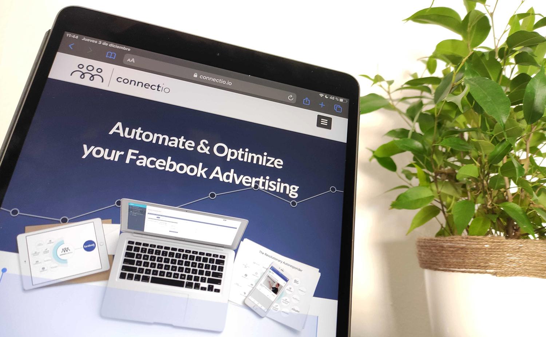Web de Connectio para el post sobre herramientas digitales del ITO