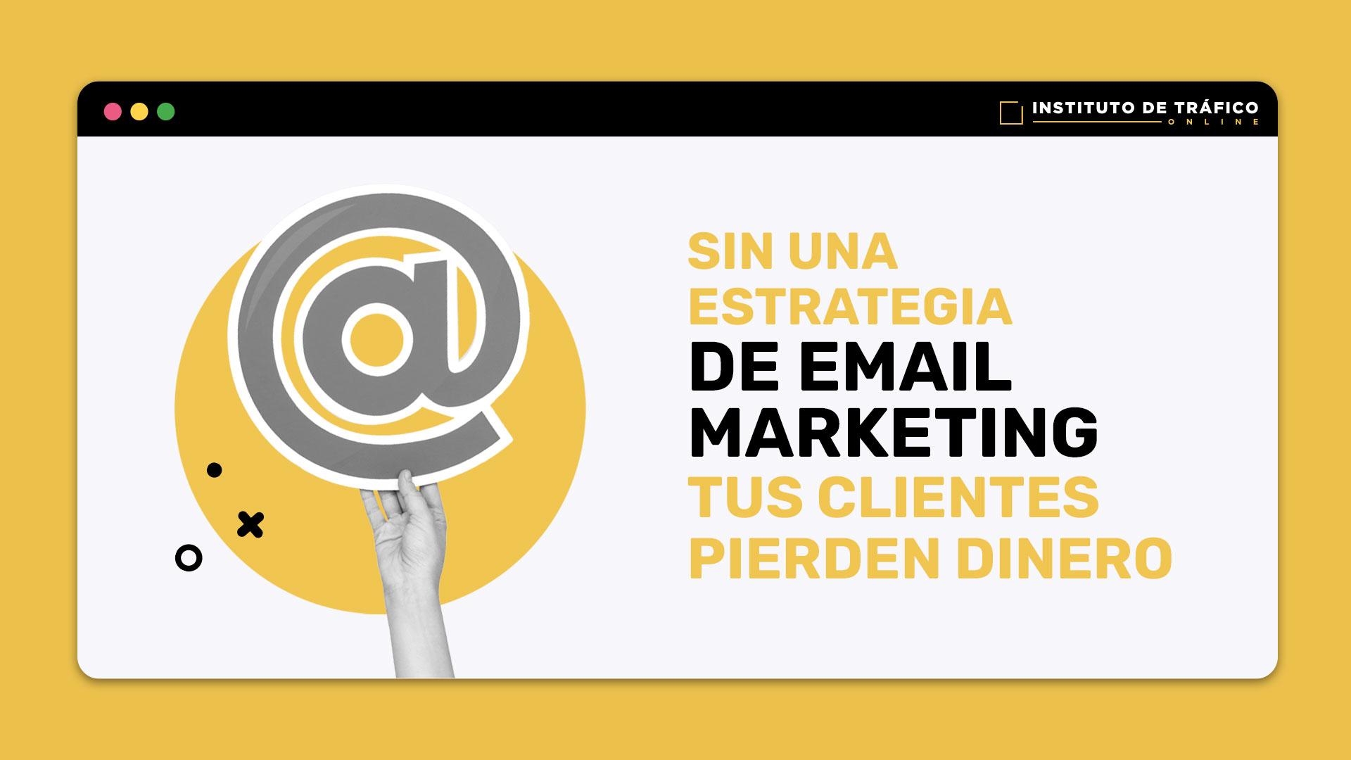 Portada del post sobre estrategia de email marketing